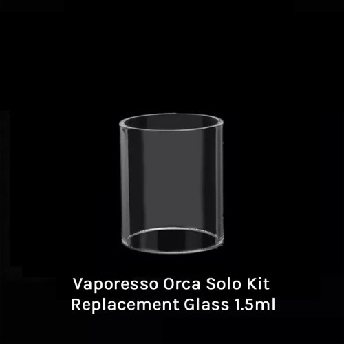 Vaporesso Orca Solo Kit Replacement Glass 1.5ml