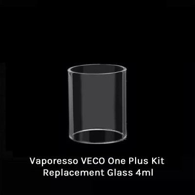 Vaporesso VECO One Plus Kit Replacement Glass 4ml
