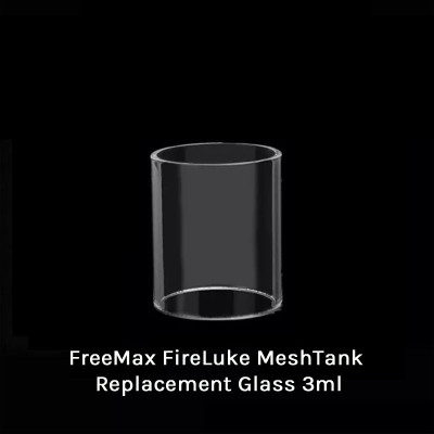 FreeMax FireLuke MeshTank Replacement Glass 3ml