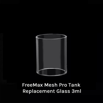 FreeMax Mesh Pro Tank Replacement Glass 3ml