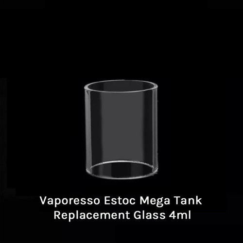 Vaporesso Estoc Mega Tank Replacement Glass 4ml