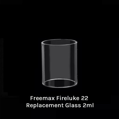Freemax Fireluke 22 Replacement Glass 2ml