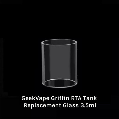 GeekVape Griffin RTA Tank Replacement Glass 3.5ml
