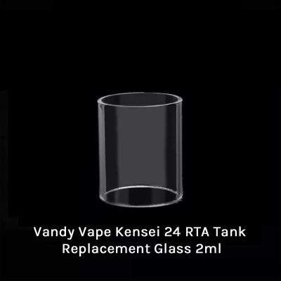 Vandy Vape Kensei 24 RTA Tank Replacement Glass 2ml