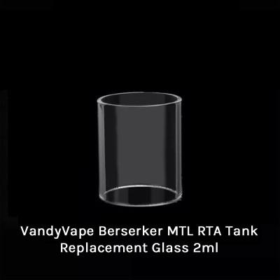 VandyVape Berserker MTL RTA Tank Replacement Glass 2ml
