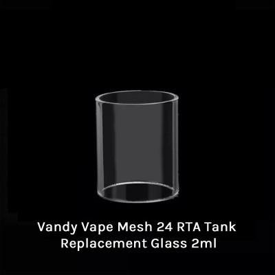 Vandy Vape Mesh 24 RTA Tank Replacement Glass 2ml