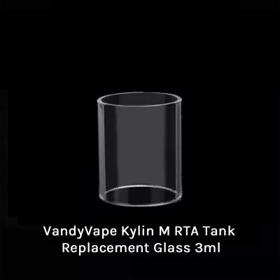 VandyVape Kylin M RTA Tank Replacement Glass 3ml