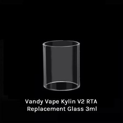 Vandy Vape Kylin V2 RTA Replacement Glass 3ml