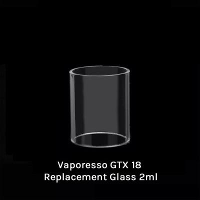 Vaporesso GTX 18 Replacement Glass 2ml