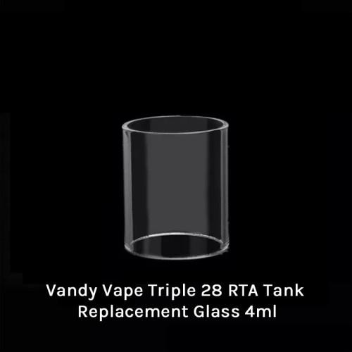Vandy Vape Triple 28 RTA Tank Replacement Glass