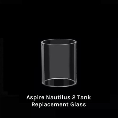 Aspire Nautilus 2 Tank Replacement Glass