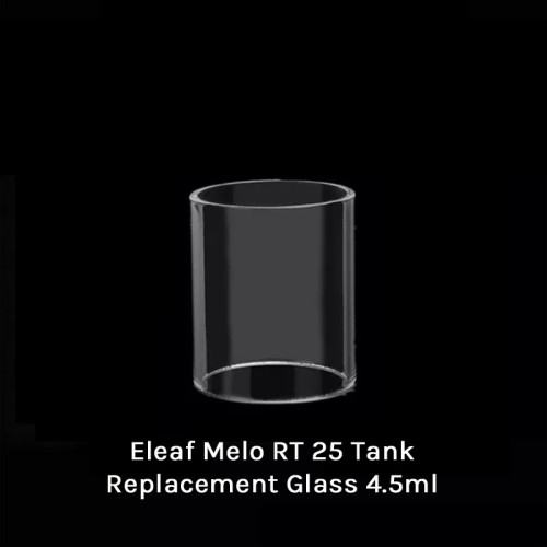 Eleaf Melo RT 25 Tank Replacement Glass 4.5ml