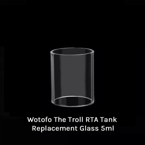 Wotofo The Troll RTA Tank Replacement Glass 5ml
