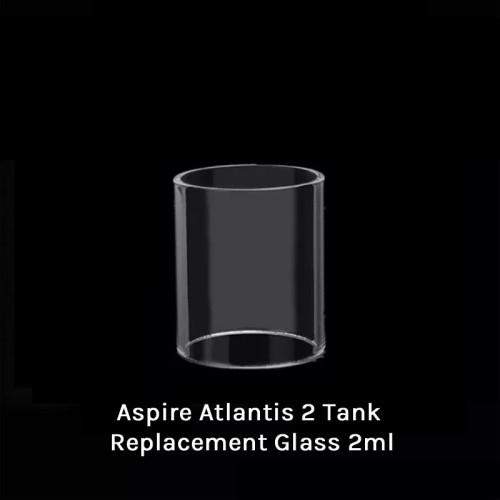 Aspire Atlantis 2 Tank Replacement Glass 2ml