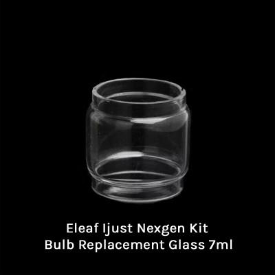Eleaf Ijust Nexgen Kit Bulb Replacement Glass 7ml