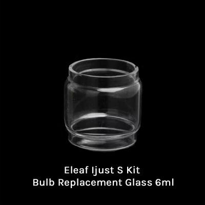 Eleaf Ijust S Kit Bulb Replacement Glass 6ml