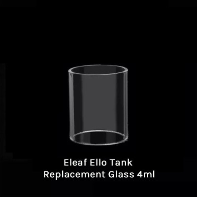 Eleaf Ello Tank Replacement Glass 4ml