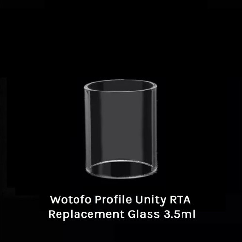 Wotofo Profile Unity RTA Replacement Glass 3.5ml
