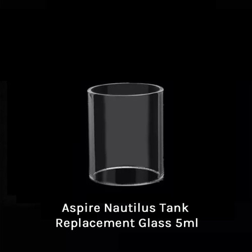 Aspire Nautilus Tank Replacement Glass 5ml