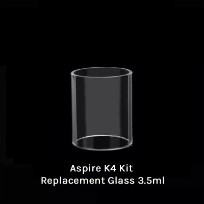 Aspire K4 Kit Replacement Glass 3.5ml