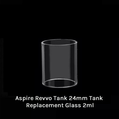 Aspire Revvo Tank 24mm Tank Replacement Glass 2ml