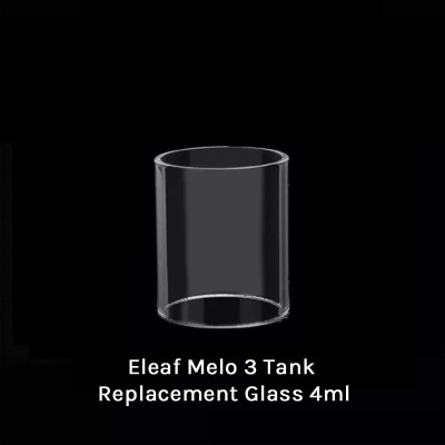 Eleaf Melo 3 Tank Replacement Glass 4ml