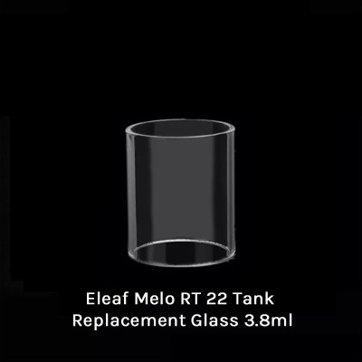 Eleaf Melo RT 22 Tank Replacement Glass 3.8ml