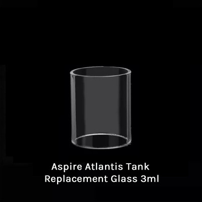 Aspire Atlantis Tank Replacement Glass 3ml