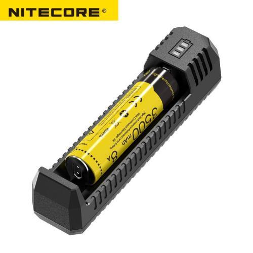 Nitecore UI1 Portable USB Li-ion Battery Charger