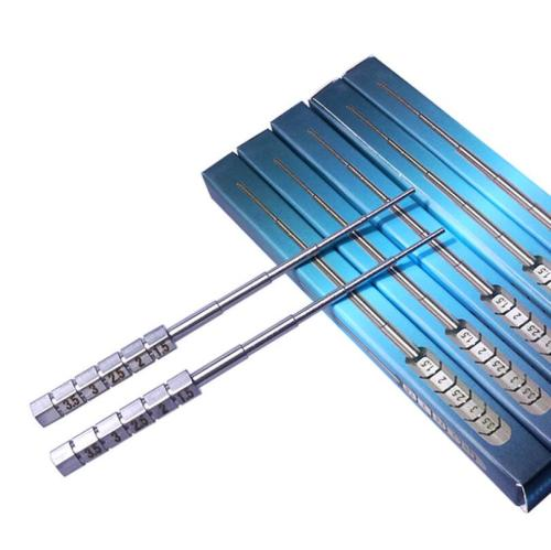 Stainless Coil Jig 1.5mm/2.0mm/2.5mm/3.0mm/3.5mm