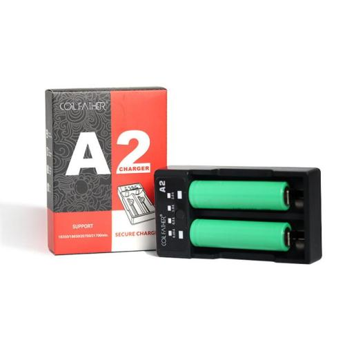 Coilfather A2 18650 Smart Charger