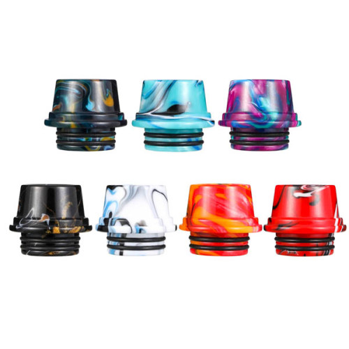 2021 New 810 Wide bore Resin Drip Tip