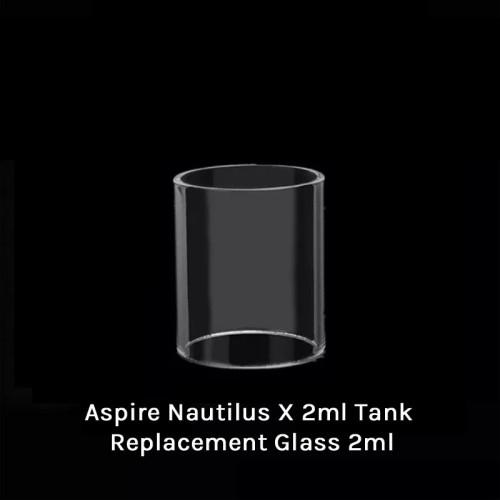 Aspire Nautilus X 2ml Tank Replacement Glass