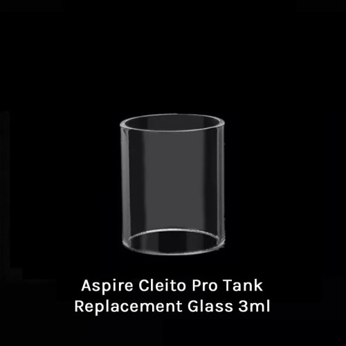 Neutral Aspire Cleito Pro Tank Replacement Glass