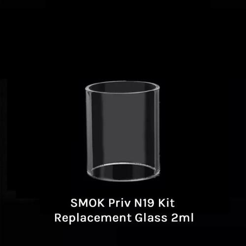 SMOK Priv N19 Kit Replacement Glass