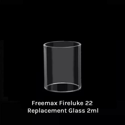 Freemax Fireluke 22 Replacement Glass