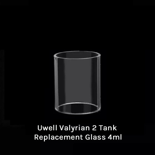 Uwell Valyrian 2 II Tank Replacement Glass