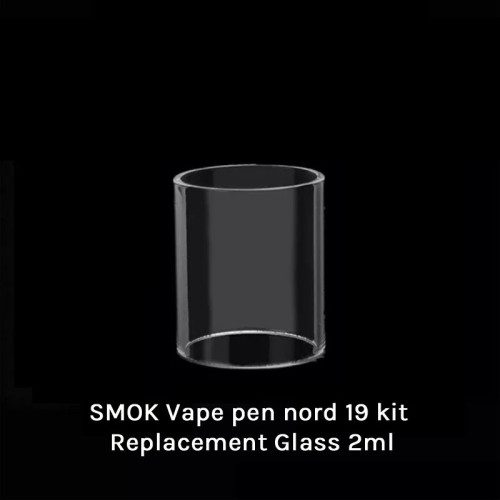 SMOK Vape pen nord 19 kit Replacement Glass