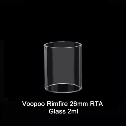 Voopoo Rimfire 26mm RTA Glass 2ml / 5ml