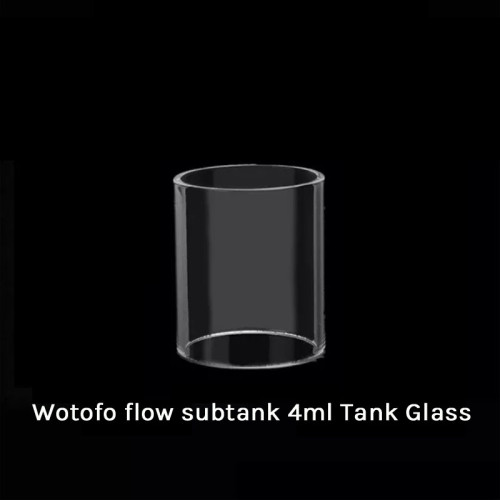 Wotofo flow subtank 4ml Tank Glass