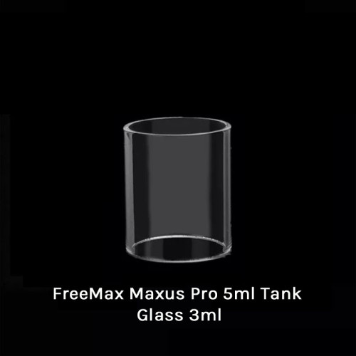 FreeMax Maxus Pro 5ml Tank Bulb Glass 5ml