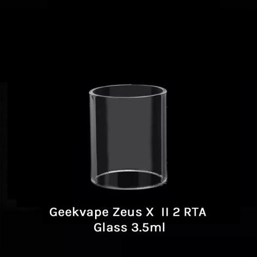 Geekvape Zeus X  II 2 RTA Glass