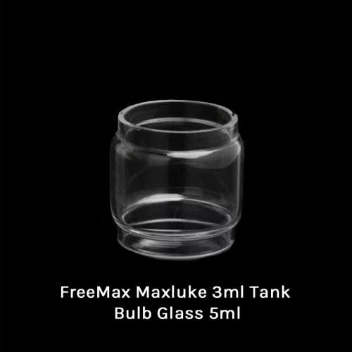 Freemax Maxluke 3ml Tank Replacement Glass