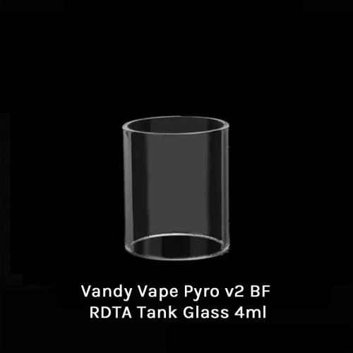 Vandy Vape Pyro v2 BF RDTA Tank Glass 2ml / 4ML
