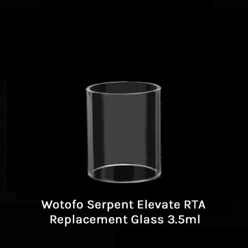 Wotofo Serpent Elevate RTA Replacement Glass