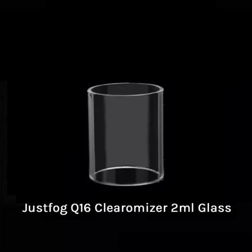 Justfog Q16 Clearomizer 2ml Glass