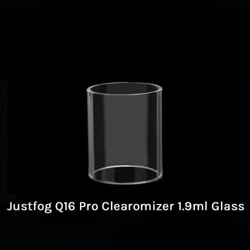 Justfog Q16 Pro Clearomizer 1.9ml Glass
