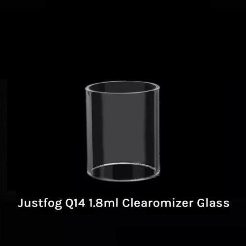Justfog Q14 1.8ml Clearomizer Glass