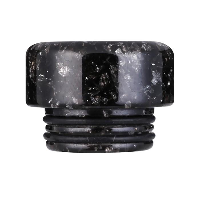 810 Round Resin Drip Tip