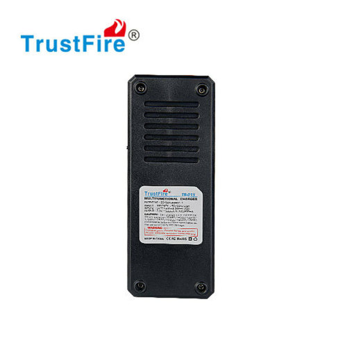 TrustFire new tr-015 lithium battery charger